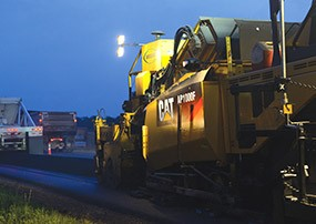 Road Paving photo